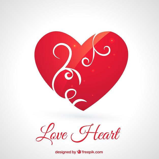 Coeur D Amour Télécharger Des Vecteurs Gratuitement