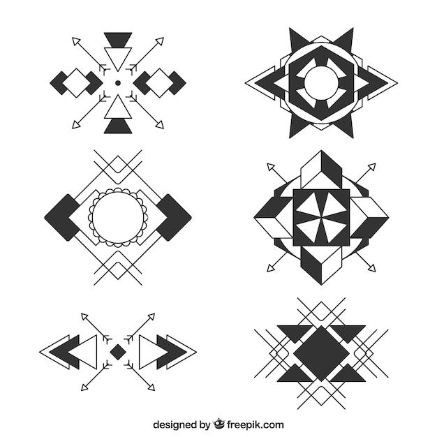 Tatouage gomtrique ide tatouage avant bras homme knit yarn scarf tattoo frere soeur tatouage - Symbole famille tatouage ...