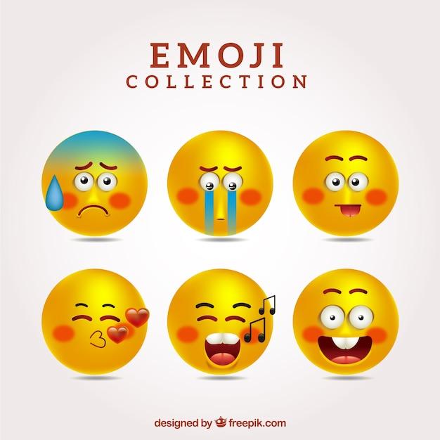 Emoticone Drole collection d'émoticônes drôle | télécharger des vecteurs gratuitement