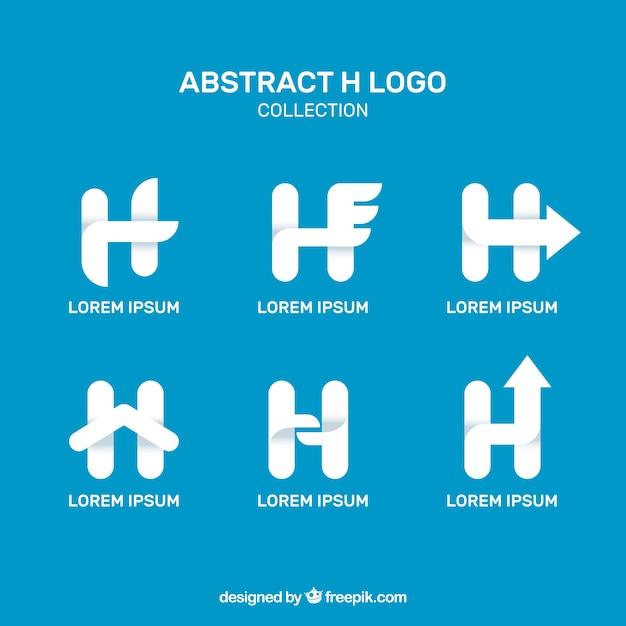 Collection de logos modernes