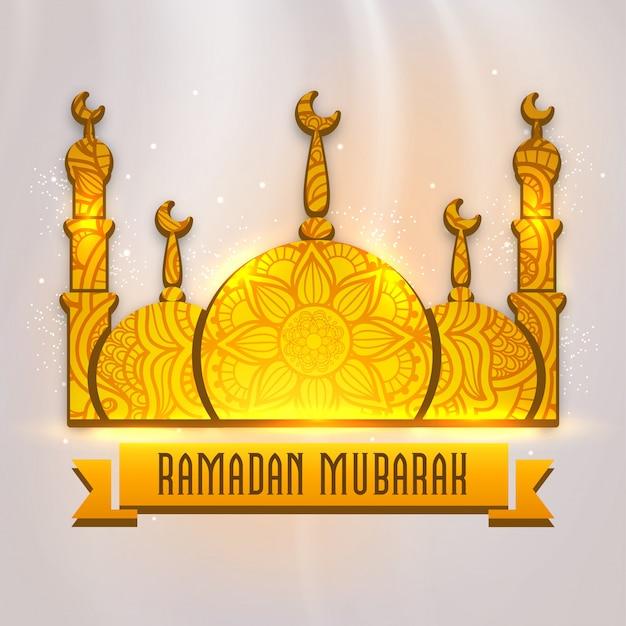Communauté eid culture religion vacances Vecteur gratuit