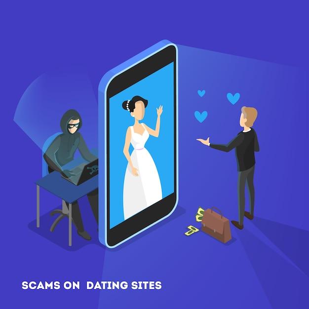Faux site de rencontre, arnaques, faux profils : le danger de la romance sur internet