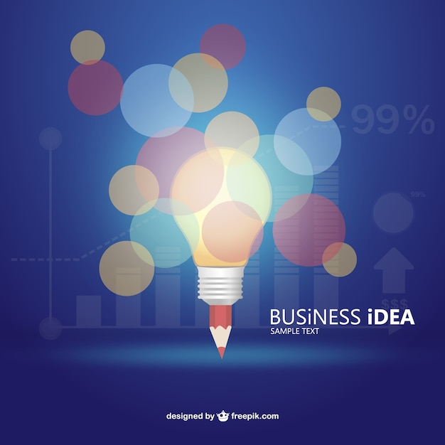 Concept d'entreprise vecteur infographie Vecteur gratuit