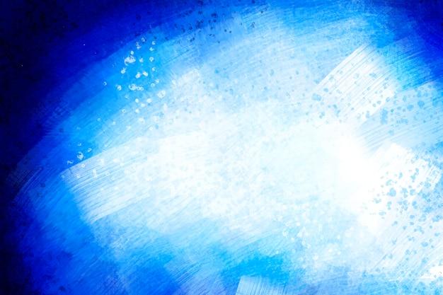 Concept De Fond Peint Abstrait Vecteur gratuit