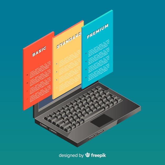 Concept d'inscription en ligne Vecteur gratuit