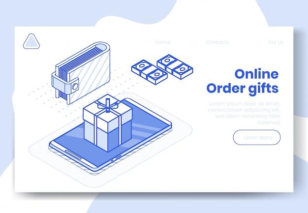 Concept isométrique de conception numérique Vecteur Premium