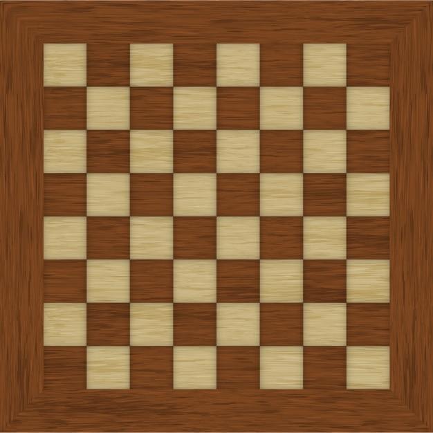 Conception D'arrière-plan D'échecs Vecteur gratuit