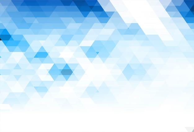 Conception Géométrique Colorée Abstraite Vecteur gratuit