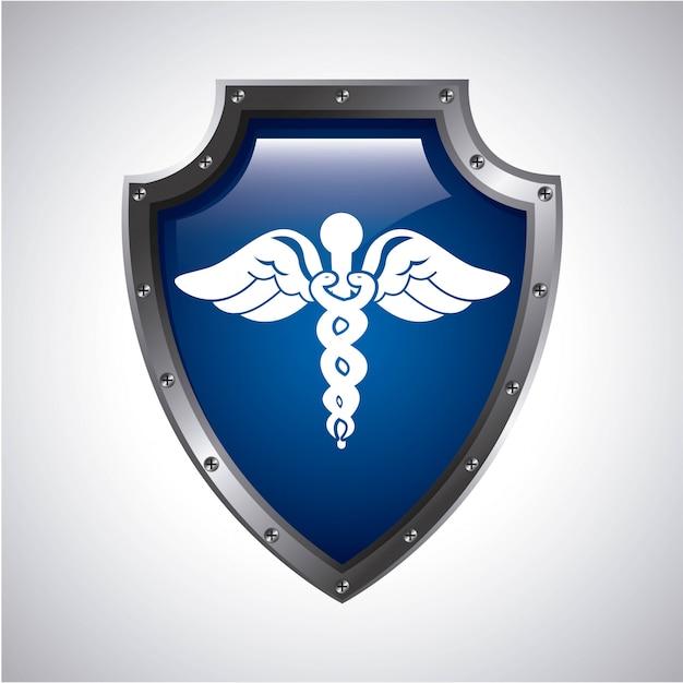 Conception médicale Vecteur Premium