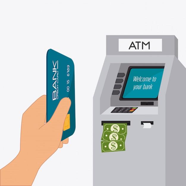 Conception de paiement Vecteur Premium