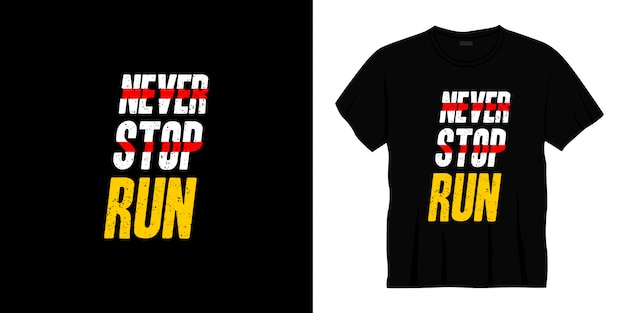 Conception De T-shirt De Typographie Dirgahayu Republik Indonesia. Vecteur Premium