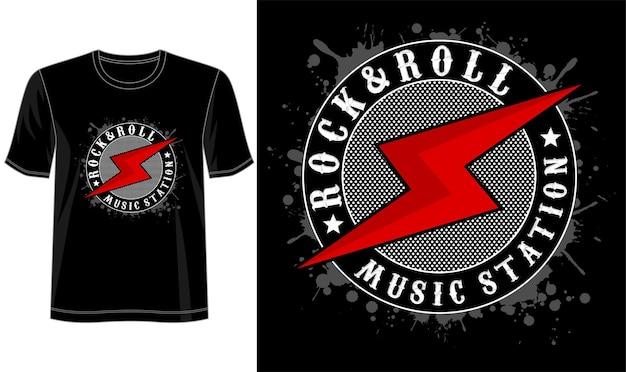 Conception De T-shirt Vecteur Premium