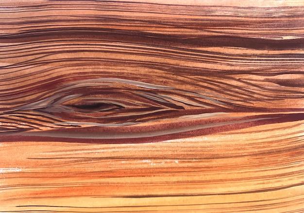 Conception De Texture En Bois Brun Abstrait Vecteur gratuit