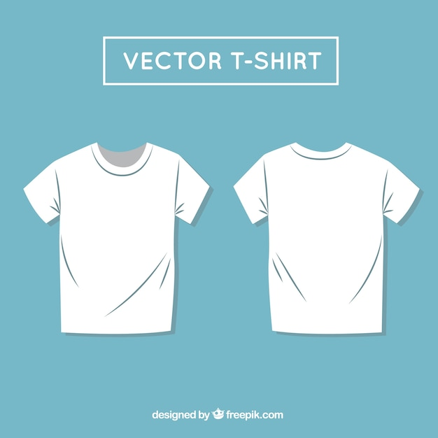 Conception De Vecteur De T-shirts Vecteur Premium