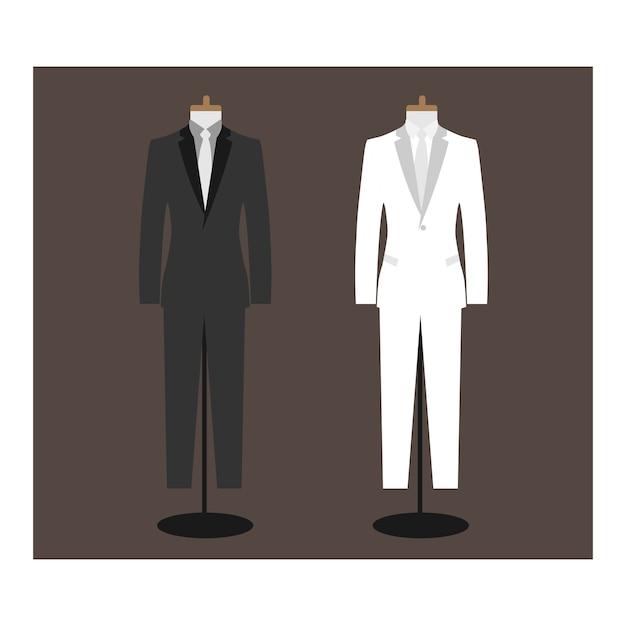 Conception de vecteur uniforme d'entreprise Vecteur Premium