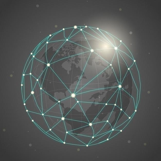 Connexion mondiale illustration vectorielle fond gris Vecteur gratuit