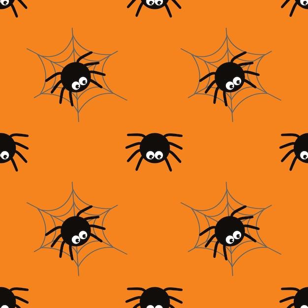 Contexte de l'arrière plan de halloween pour l'halloween party night Vecteur Premium