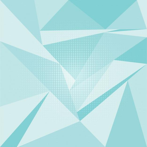 Contexte de conception moderne Vecteur gratuit