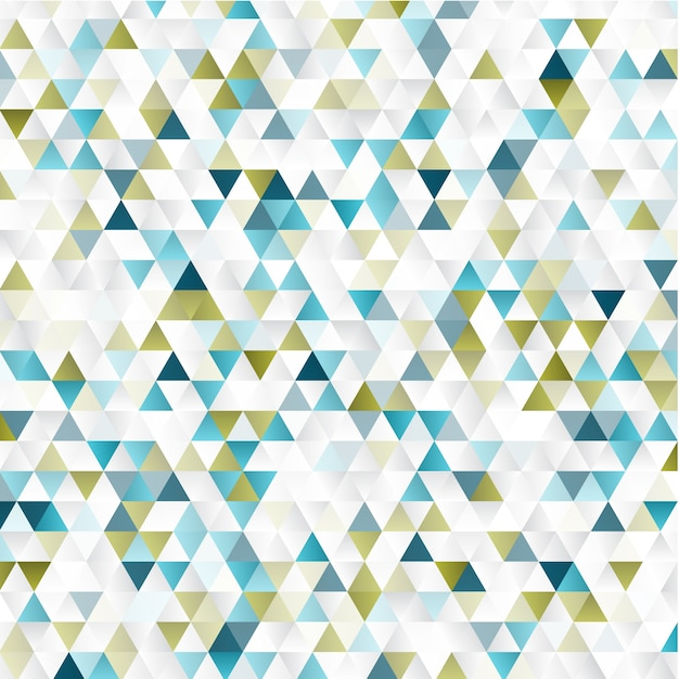 Contexte géométrique abstrait Vecteur gratuit