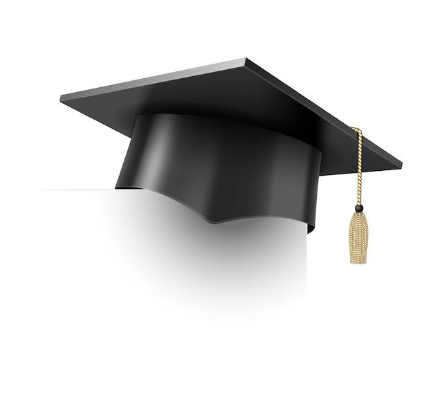 Coupe D'éducation Vectorielle Réaliste Sur Blanc Vecteur gratuit