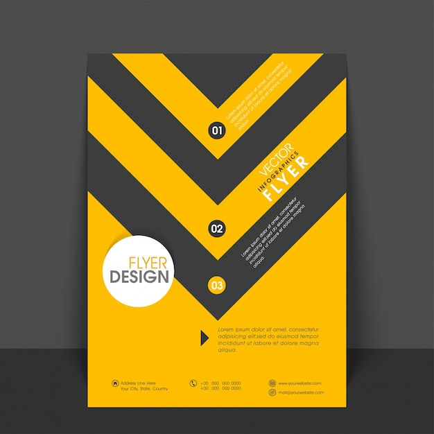 Couverture De Polygone D'affaires De Marketing Promotionnel Vecteur gratuit