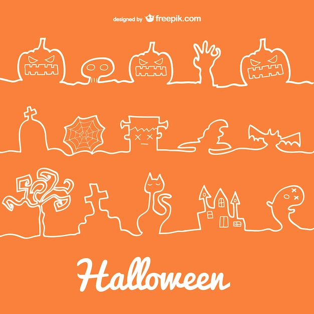D coration d 39 halloween en ligne ic nes t l charger des for Decoration en ligne