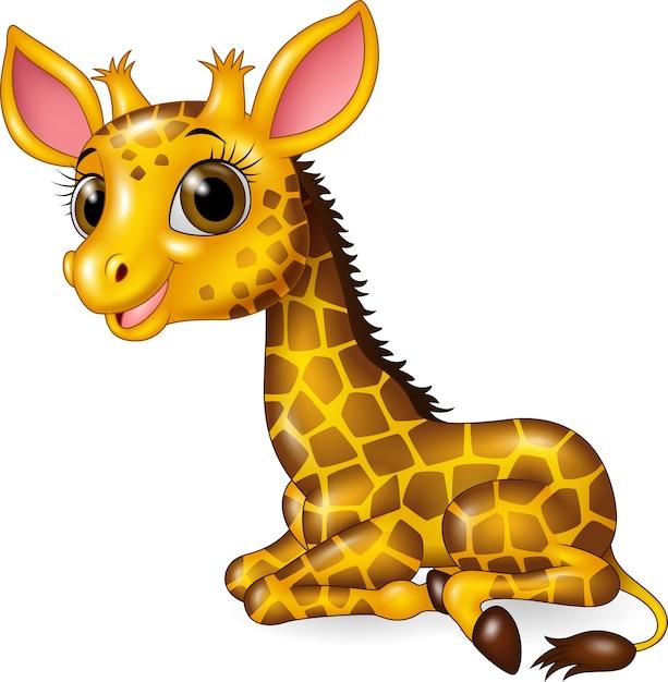 Idées Pour Image Dessin Girafe Couleur - Random Spirit