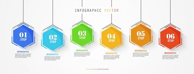 Le Diagramme Utilisé Dans L'éducation Et La Conception De Vecteur Tire Parti De L'illustration De L'éducation Commerciale Vecteur Premium