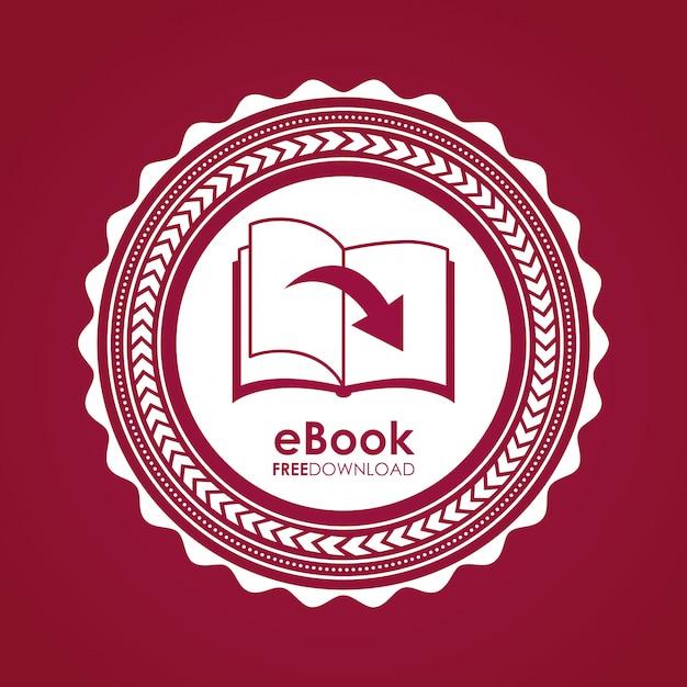 Ebook Vecteur gratuit