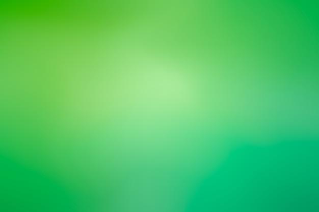Économiseur D'écran Dégradé Dans Les Tons Verts Vecteur gratuit