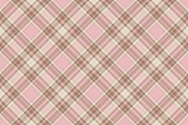 Écossais écossais Motif écossais Sans Couture Vecteur Premium