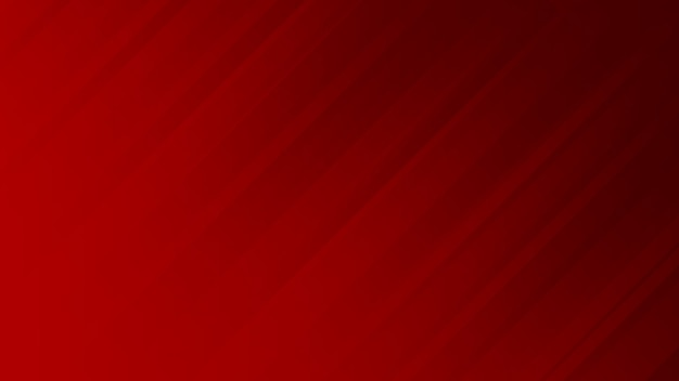 Effet ombré abstrait rouge Vecteur Premium