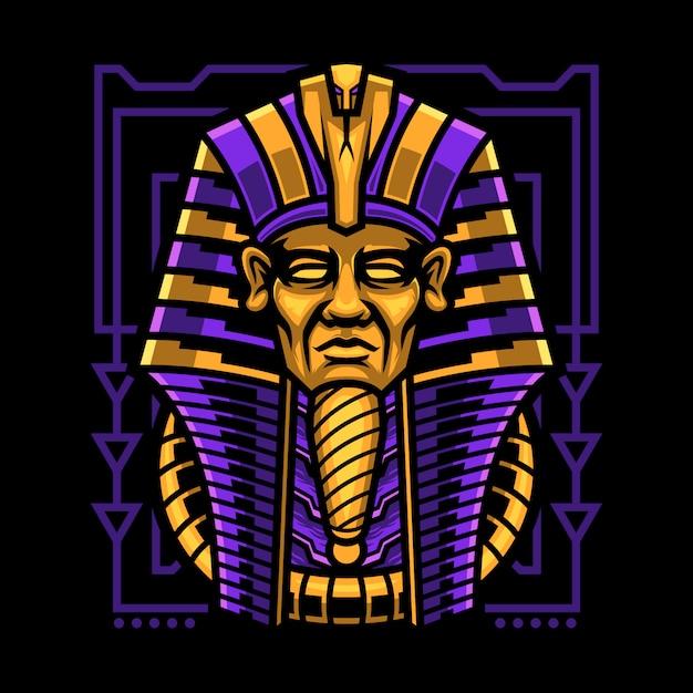 Égypte Antique Mécanique Vecteur Premium