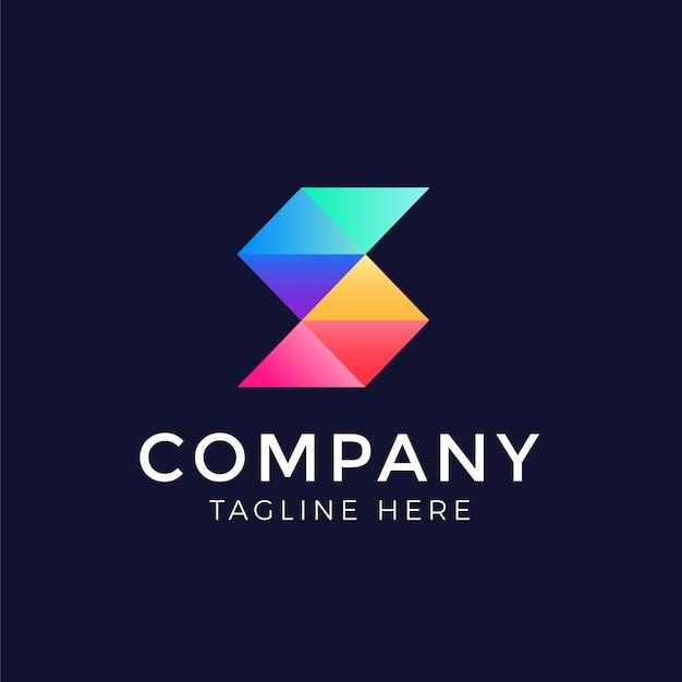 Element logo design vector gratuit Vecteur Premium