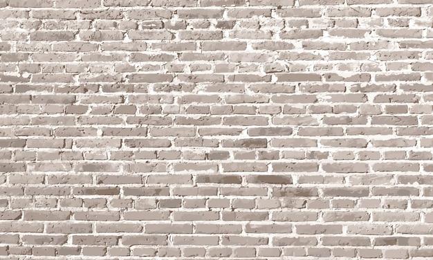 Éléments De Conception Mur De Briques Blanches Vecteur Premium