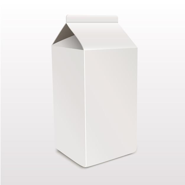 L'emballage carton type Vecteur Premium