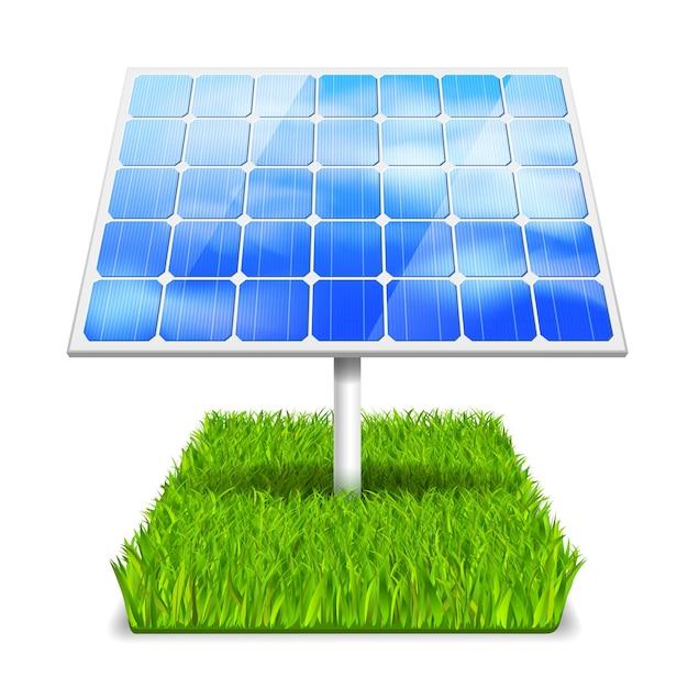 Énergie écologique Vecteur gratuit