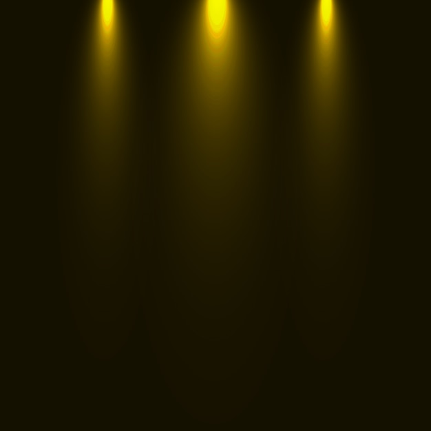 Ensemble de flashes, lumières et étincelles. lumières dorées abstraites isolés sur un fond transparent. brillants éclats d'or et des éclats Vecteur Premium