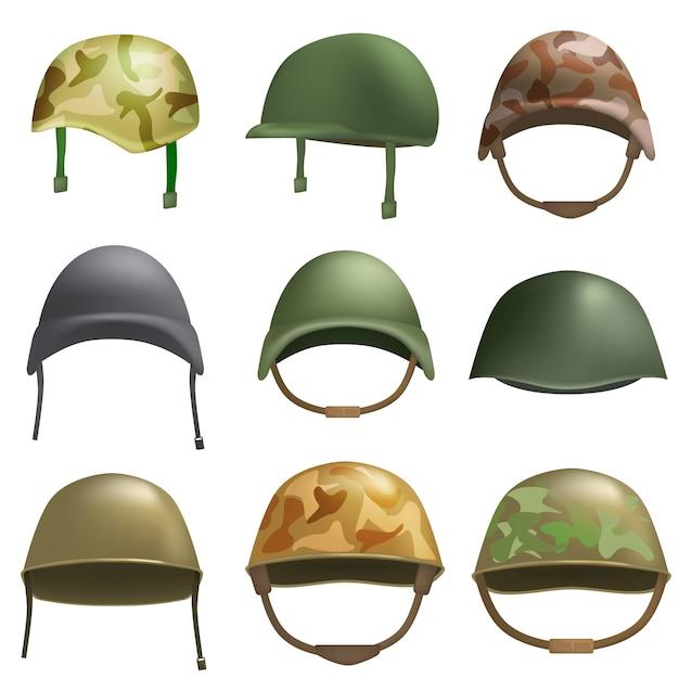 une grande variété de modèles large choix de couleurs style top Ensemble de maquette chapeau militaire soldat casque ...