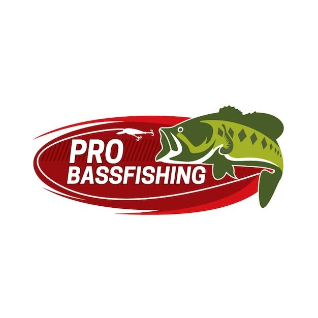 Étiquettes De Pêche Logo Vintage Badges Design Vecteur Premium