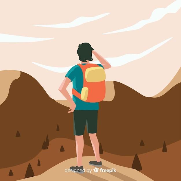 Explorateur Vecteur gratuit