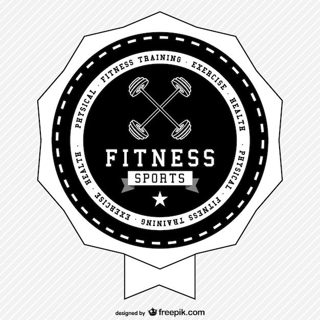 creation logo fitness gratuit