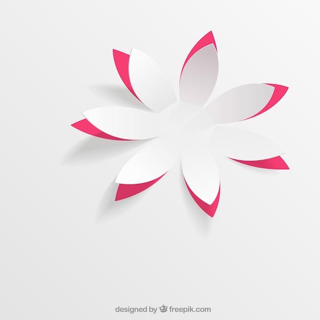 Fleur De Papier Dans Le Style Pop Up T 233 L 233 Charger Des