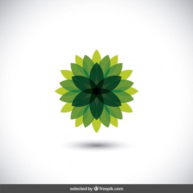 Fleur vert logo t l charger des vecteurs gratuitement - Catalogue de fleurs gratuit ...