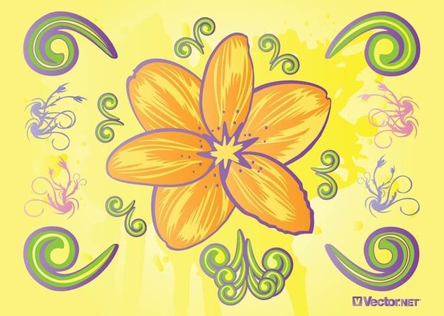 Fleurs fra ches t l charger des vecteurs gratuitement for Fleurs fraiches