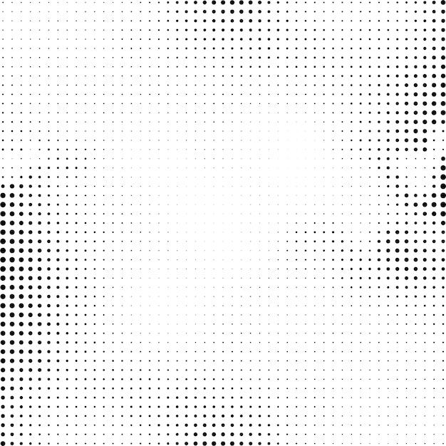 Fond Abstrait Demi-teinte Décorative Vecteur gratuit