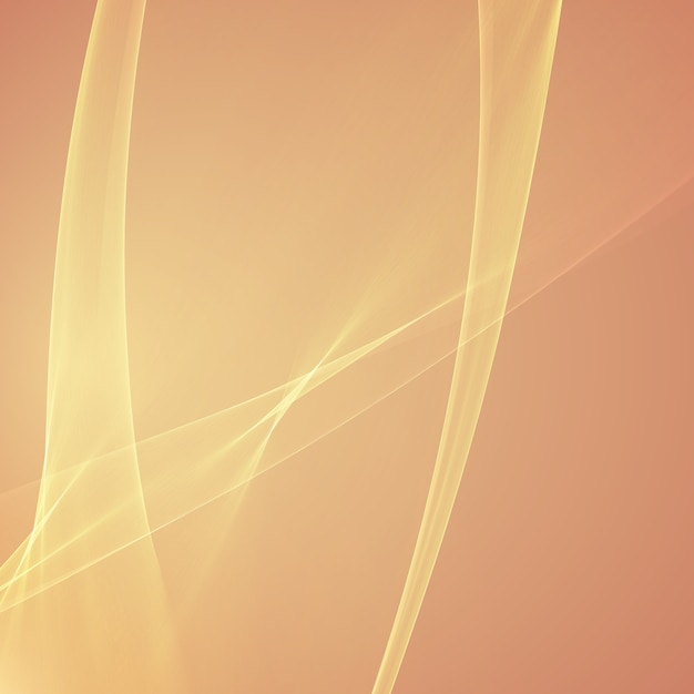 Fond abstrait maille flamme orange. style de technologie futuriste. Vecteur gratuit