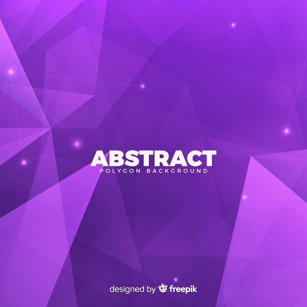 Fond abstrait Vecteur gratuit