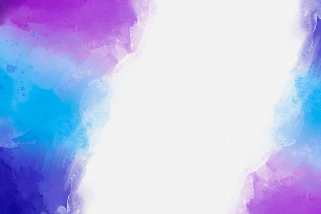 Fond Aquarelle Coloré Vecteur gratuit