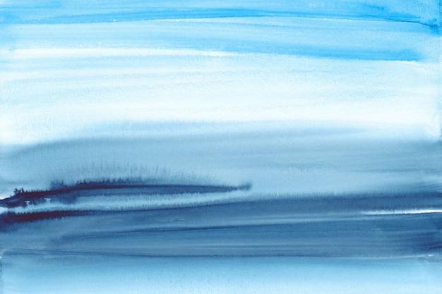 Fond Aquarelle Peint à La Main Vecteur Premium